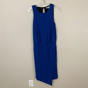 Adrienne Vittadini Royal Blue Dress